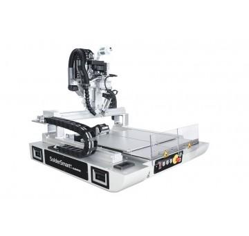 quick soldering robot | auto soldering robot | desktop soldering robot |